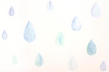 出会いは突然の雨