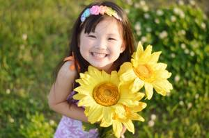 笑顔が人に与える効果