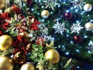 手作りのクリスマスパーティー