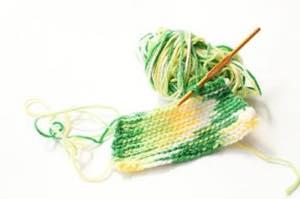 手編みのクリスマスプレゼント