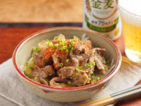 牛すじぽん酢74