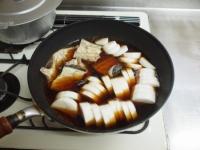 かんぱちあらと大根茄子の煮34