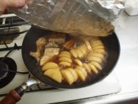 かんぱちあらと大根茄子の煮36