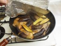 かんぱちあらと大根茄子の煮40