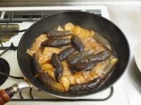 かんぱちあらと大根茄子の煮41