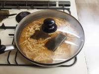 赤貝のフライパン炊き込みご飯42
