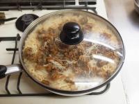 赤貝のフライパン炊き込みご飯51