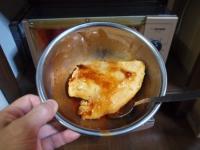 柔らか鶏むね肉の甘辛焼き34