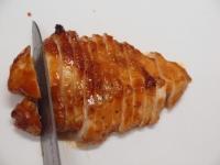 柔らか鶏むね肉の甘辛焼き37