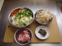 野菜炒めカレーうどん27