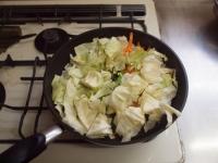 野菜炒めカレーうどん32