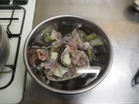 スッポンさばき方、まる鍋50