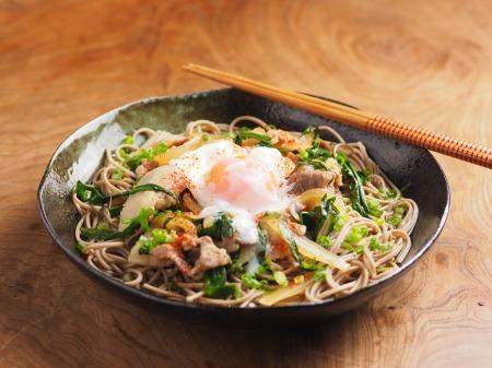 温玉豚蕎麦03