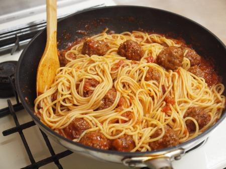 ルパンのミートボールスパゲティ63