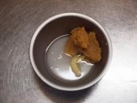 鶏レバーと茄子のマヨ味噌炒23