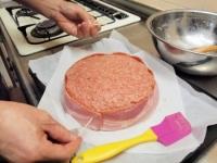 巨大ハンバーグ作り方35 (2)