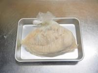 蒸し鶏と蒸し茄子の辛しごま07