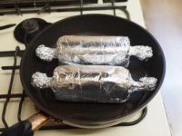 フライパンで作るマンガ肉45