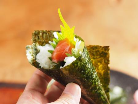 手巻寿司19