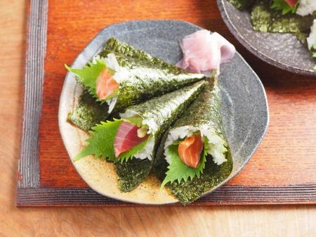 手巻寿司18