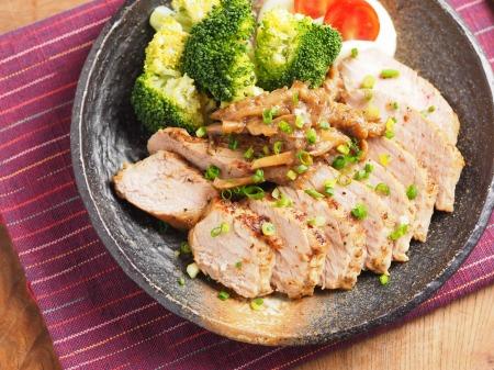 豚もも肉の柔らか焼き15