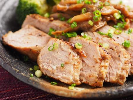 豚もも肉の柔らか焼き19
