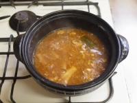 すき焼き鍋うどん16
