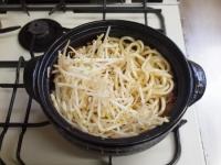 すき焼き鍋うどん18