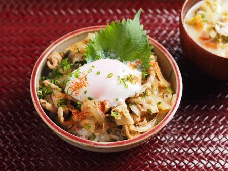 海苔豚丼10