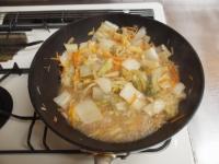 白菜とツナ缶のくたくた煮46