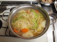 チキンカレー鍋56
