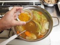 チキンカレー鍋60