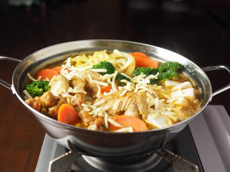 チキンカレー鍋22