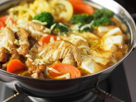 チキンカレー鍋31