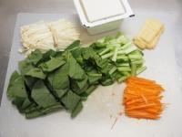 小松菜の具沢山味噌汁32