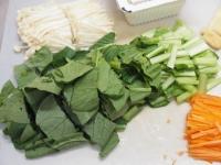 小松菜の具沢山味噌汁33
