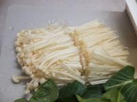 小松菜の具沢山味噌汁34