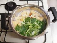 小松菜の具沢山味噌汁42