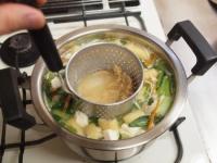 小松菜の具沢山味噌汁51
