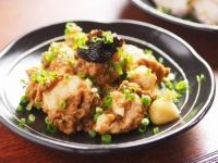 しっとり鶏むね肉の磯納豆和13