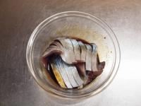 鯖の刺身、刺身の納豆和え39