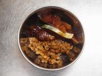鯖の刺身、刺身の納豆和え46