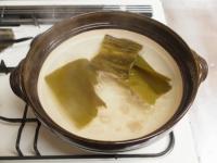 ブリあらのにんにく味噌鍋41