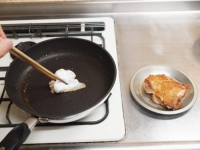 鶏もも肉のちゃんちゃん焼き35