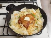 鶏もも肉のちゃんちゃん焼き41