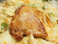 鶏もも肉のちゃんちゃん焼き44