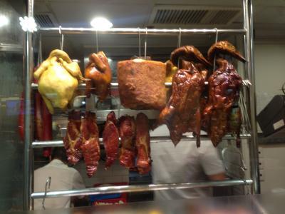 香港 ロースト肉
