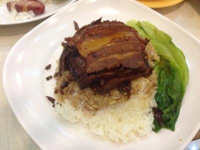 香港レストラン