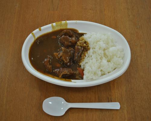 炒り肉カレー