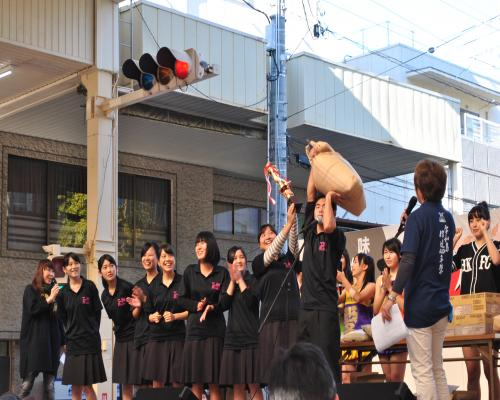 宇和島南(学生の部優勝)